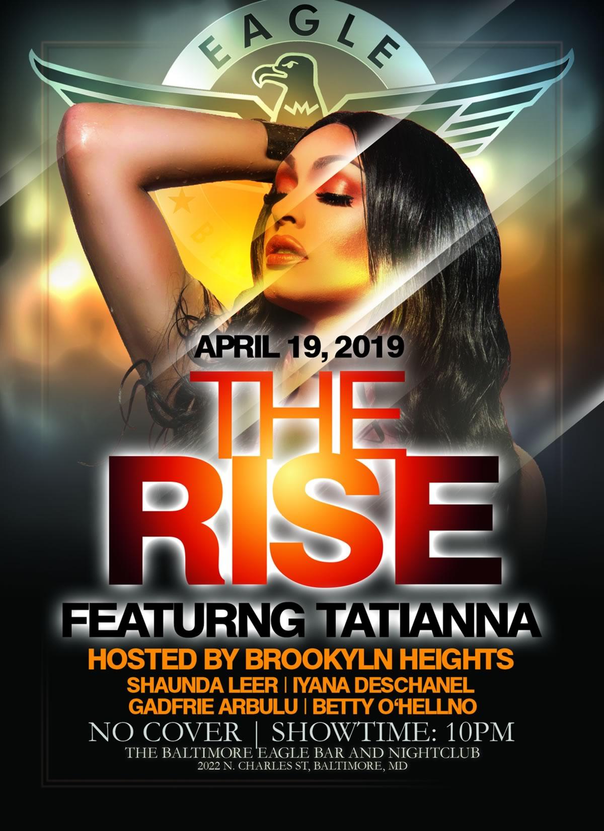 April 19 - The Rise