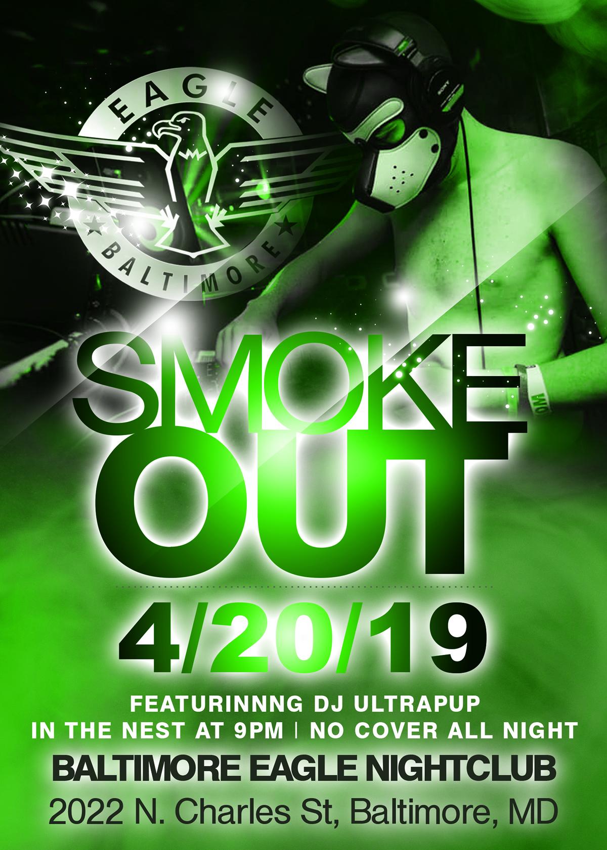 April 20 - Smoke Out
