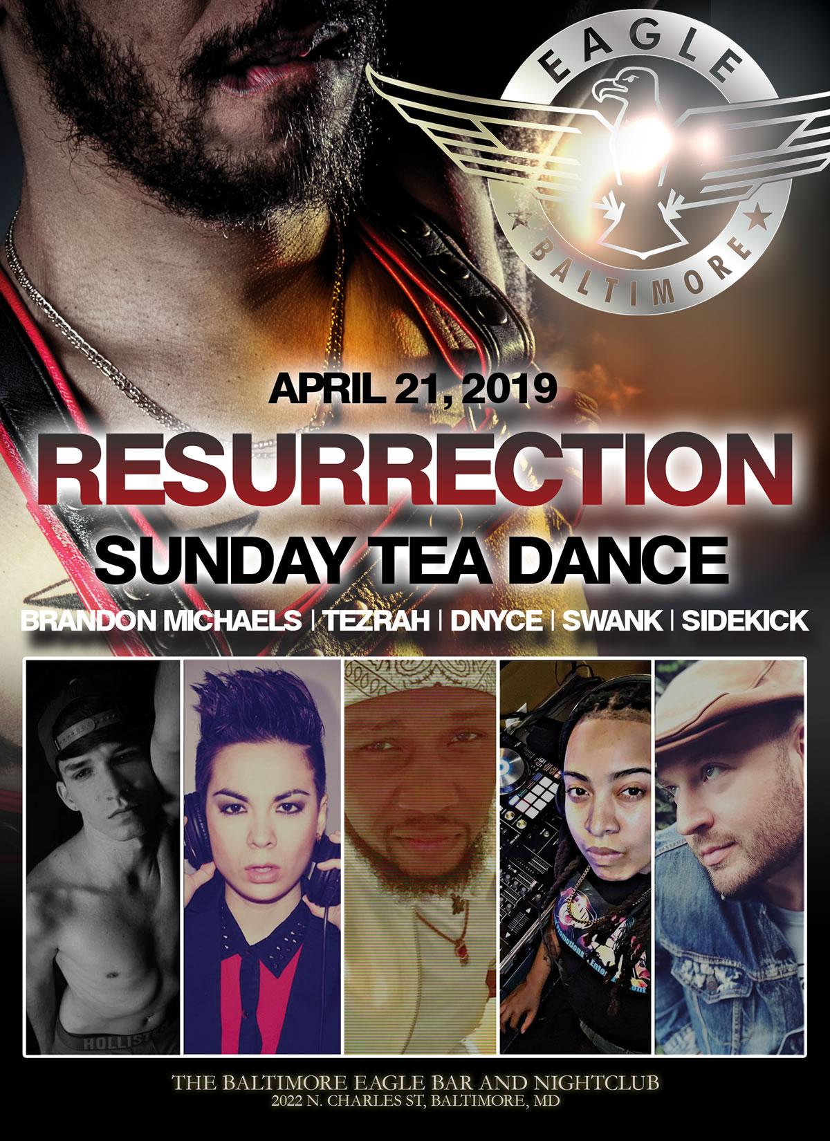 April 21 - Resurrection